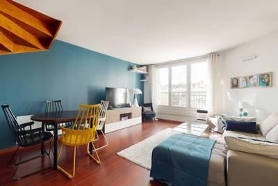 Vente appartement 3pièces 70m² Fontenay-Aux-Roses (92260) - 415.000€