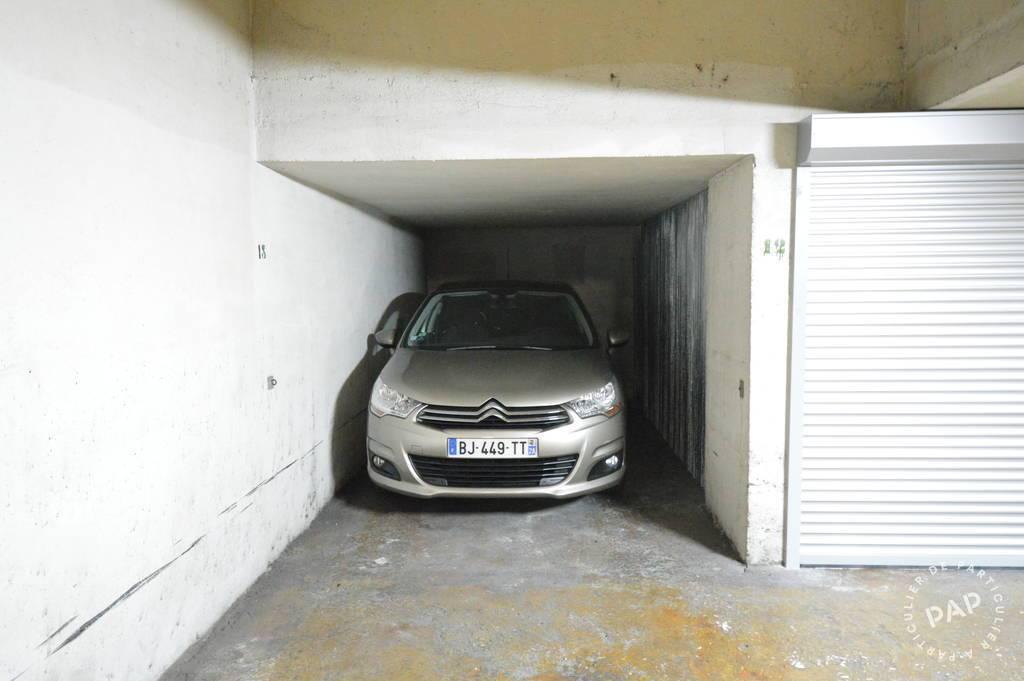 Location Garage, parking Paris 16E (75116)