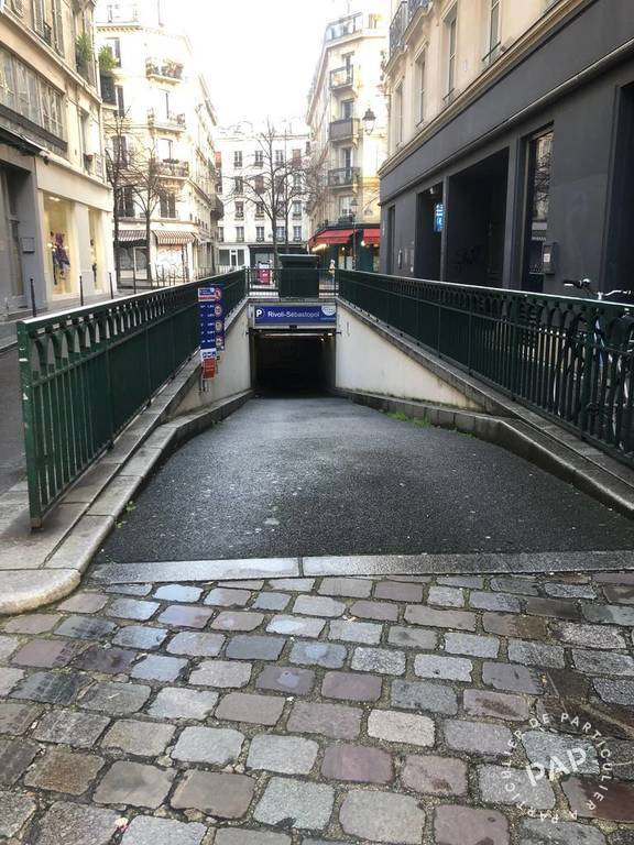 Vente Garage, parking Paris 4E (75004)