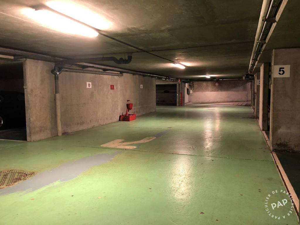 Location Garage, parking Boulogne-Billancourt
