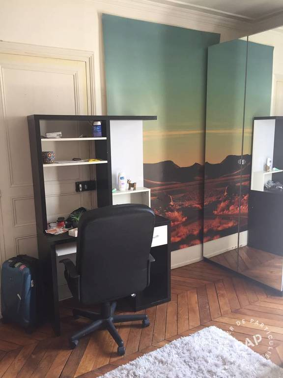 Location immobilier 720€ Paris 17E (75017)