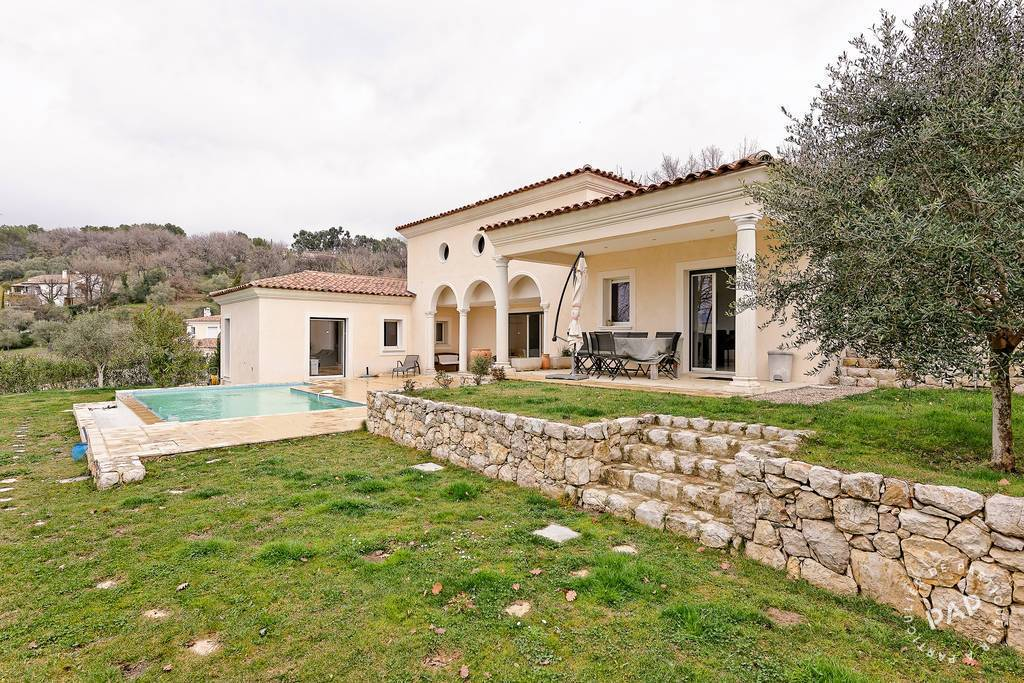 Vente immobilier 1.450.000€ Châteauneuf-Grasse