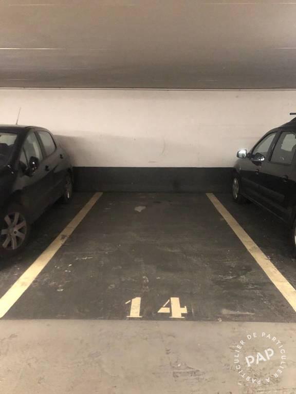 Garage, parking Paris 4E (75004) 50.000€