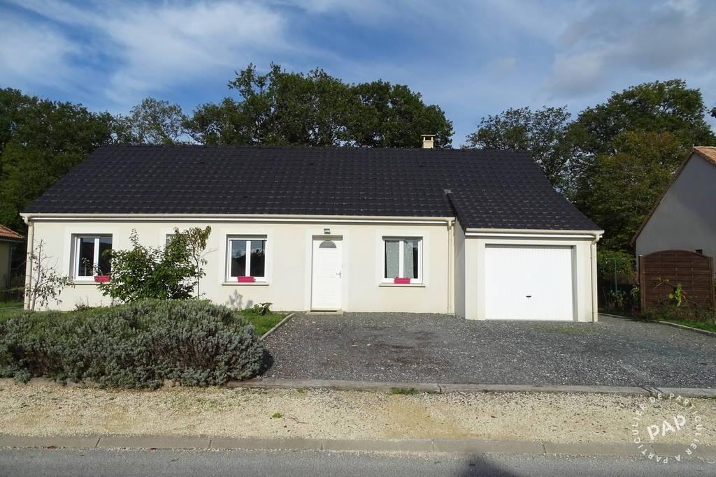Maison Saint-Florent-Sur-Cher (18400) 175.000€