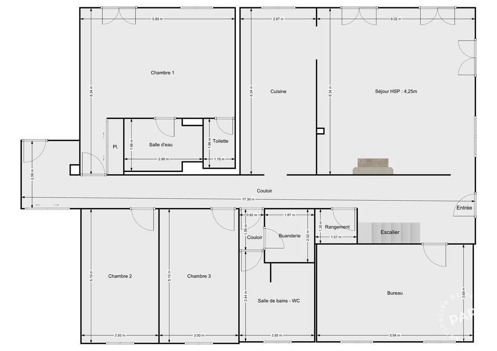 Maison 230m²