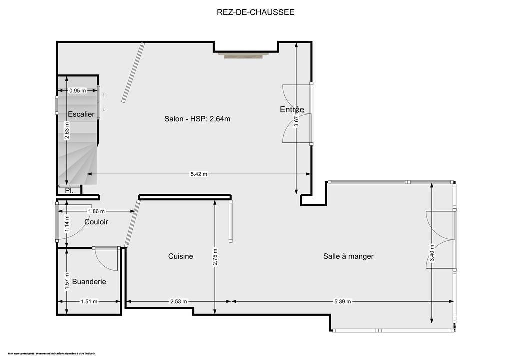 Vente Maison Bar-Sur-Seine (10110) 160m² 120.000€