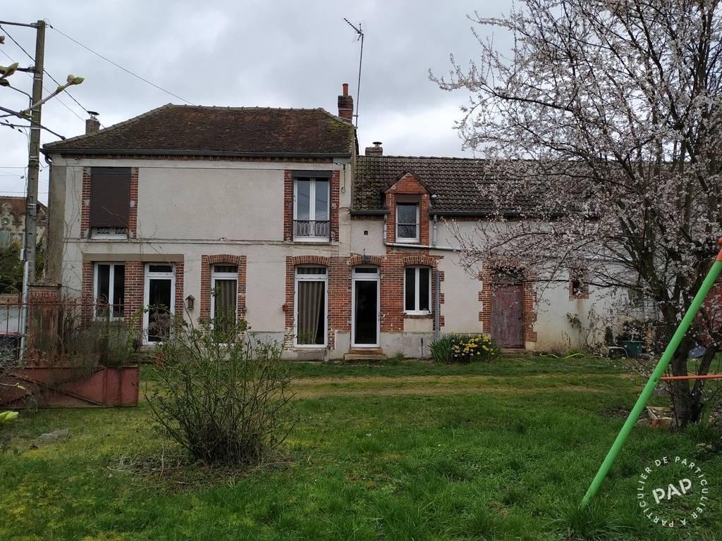 Vente maison 7 pièces Melz-sur-Seine (77171)
