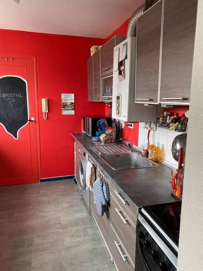 Vente appartement 3pièces 63m² Saint-Jean-De-Braye (45800) - 105.000€