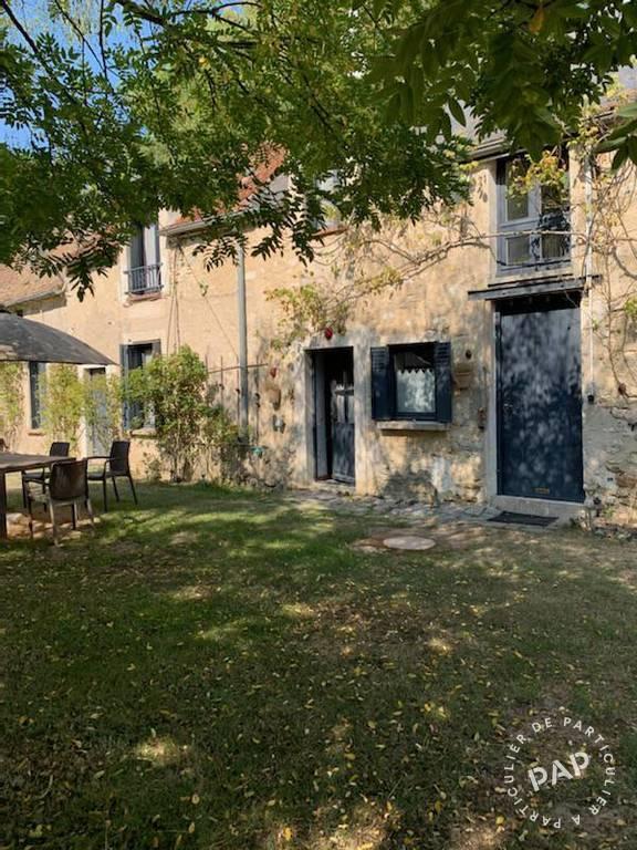 Vente maison 8 pièces Saint-Hilaire (91780)