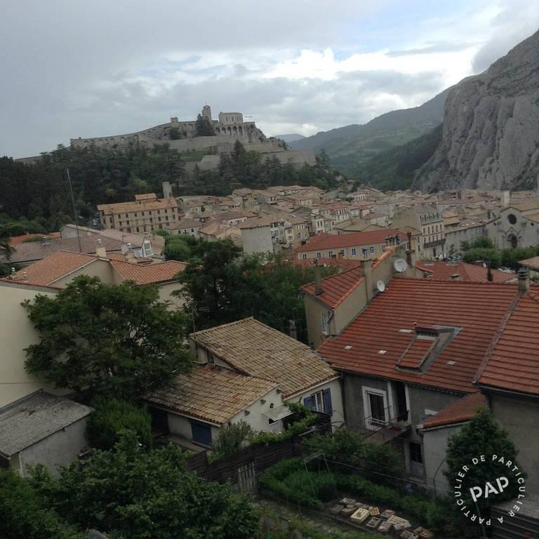 Vente maison 6 pièces Sisteron (04200)