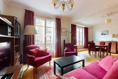 Vente appartement 3pièces 73m² Courbevoie (92400) - 595.000€