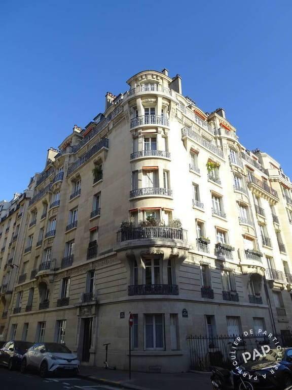 Vente Appartement Paris 16E 118m² 1.545.000€