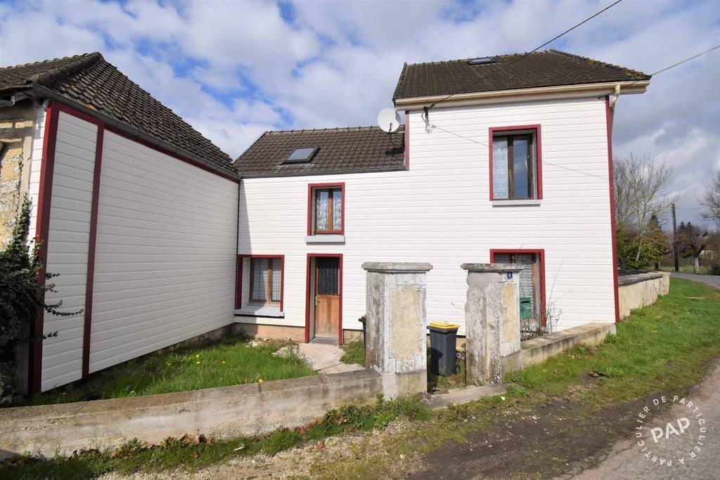 Vente maison 6 pièces Meilleray (77320)