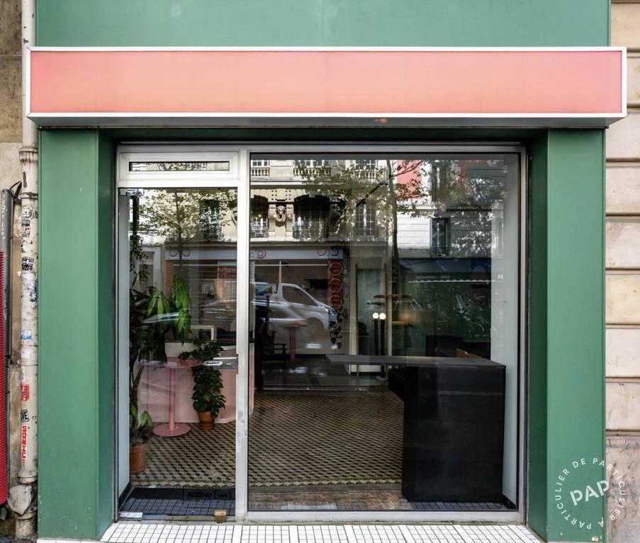 Vente et location Local commercial Paris 20E (75020) 30m² 1.250€