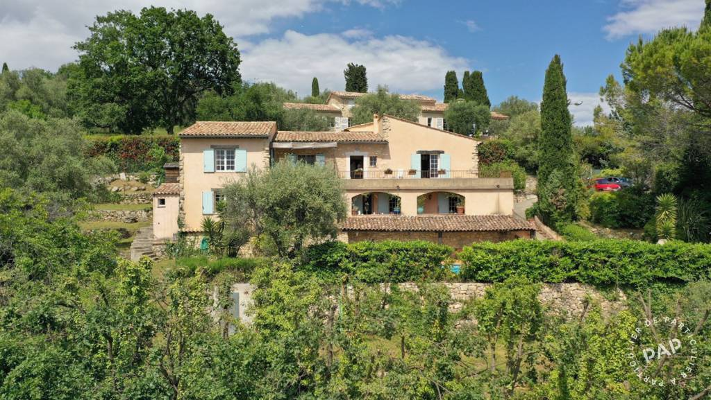 Vente Maison Le Rouret (06650) 260m² 845.000€