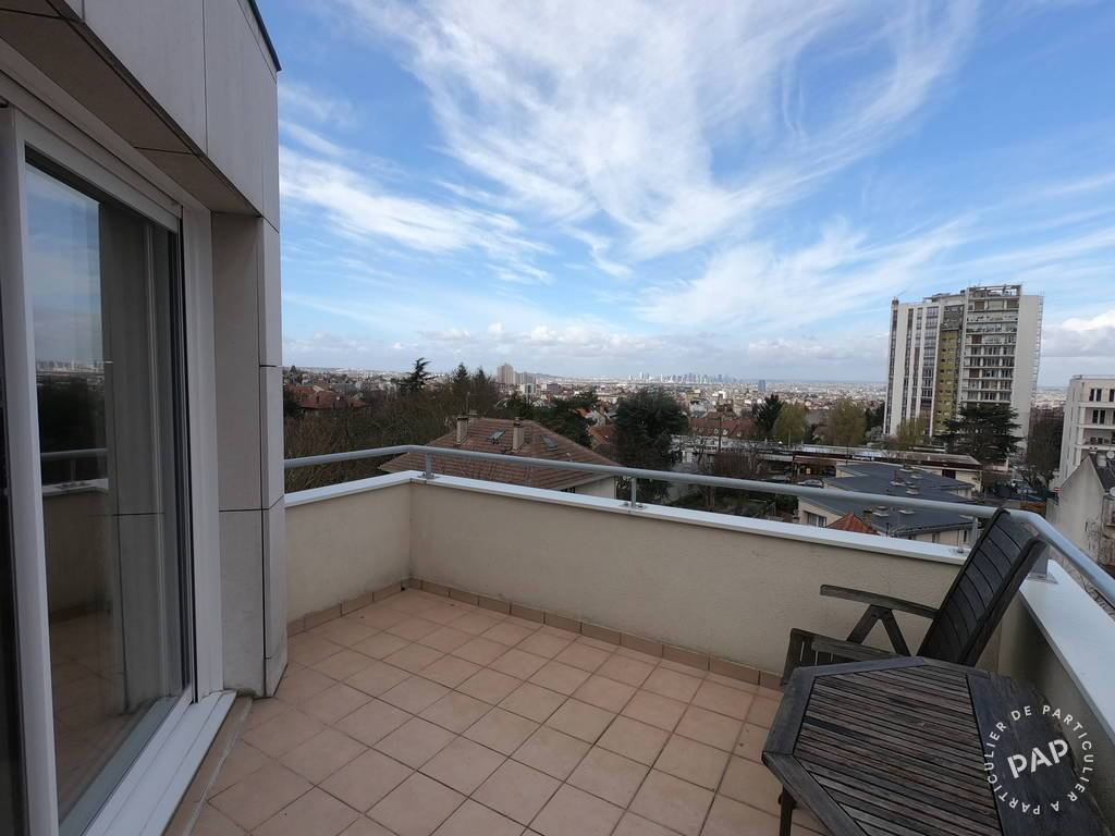 Vente Appartement Clamart (92140) 82m² 550.000€
