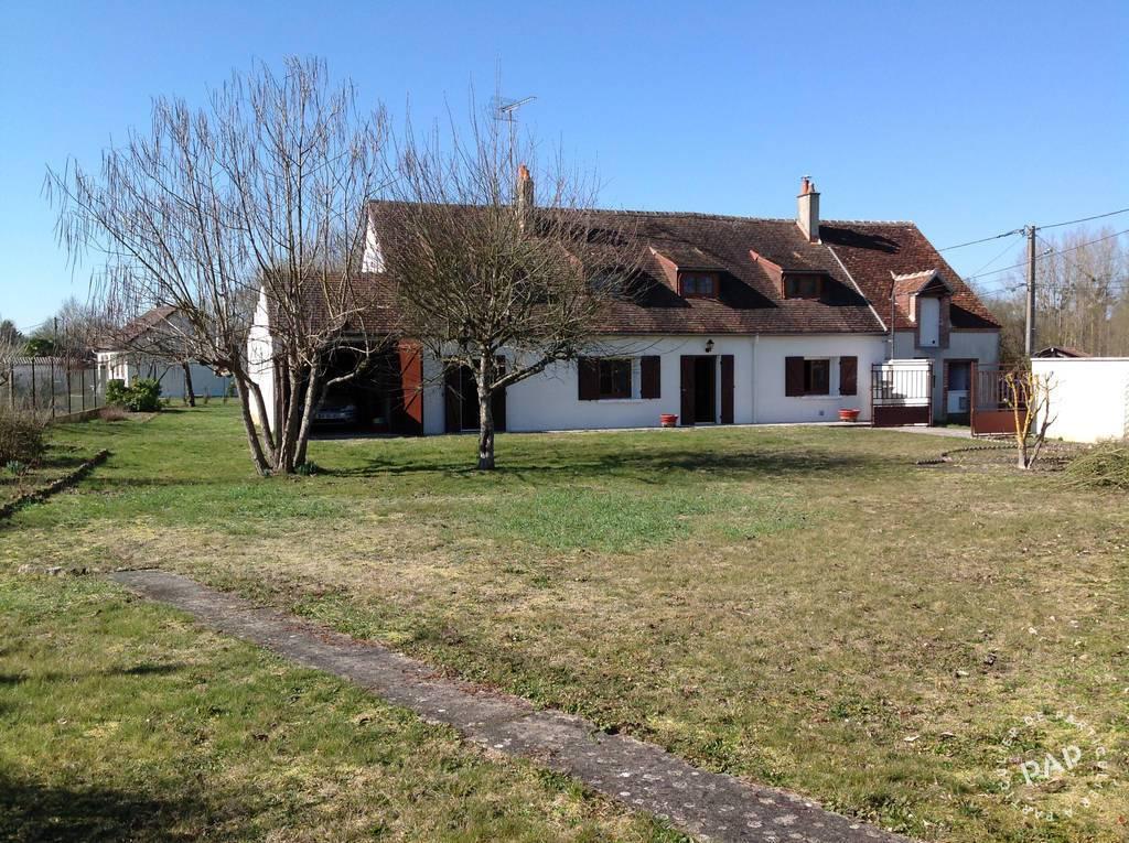 Vente maison 4 pièces Dun-le-Poëlier (36210)