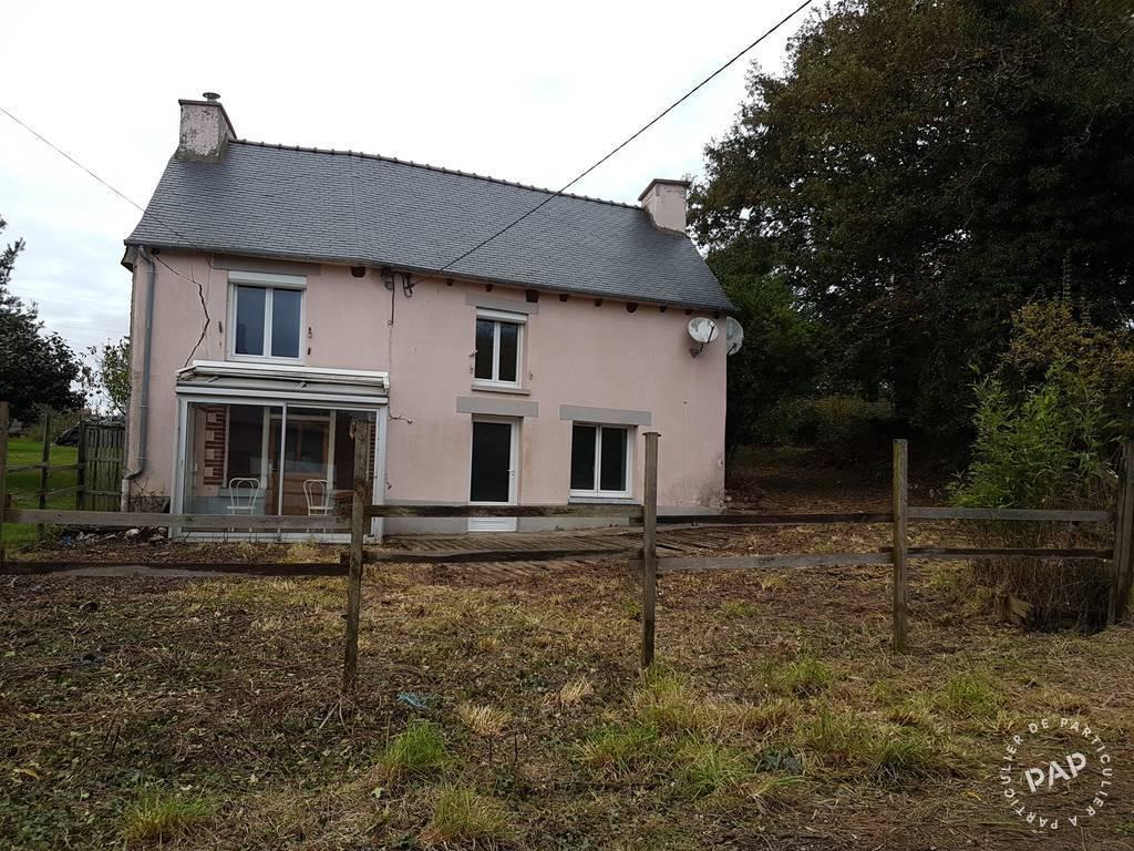 Vente maison 5 pièces Guilliers (56490)