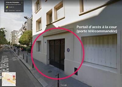 Location garage, parking Neuilly-Sur-Seine (92200) - 250€
