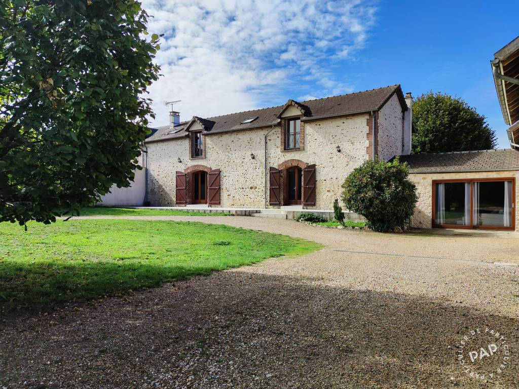 Vente Maison Villegats (27120) 260m² 399.000€
