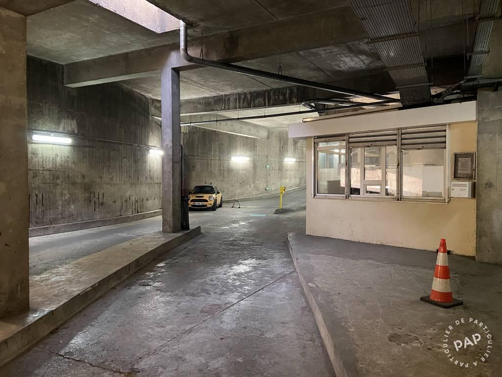 Vente Garage, parking Paris 19E (75019)  17.999€