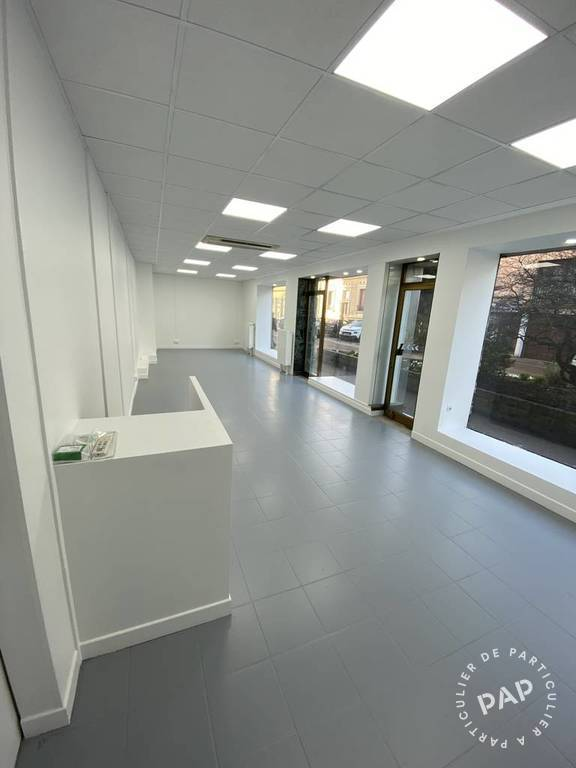 Vente et location Local commercial Viroflay (78220) 75m² 1.700€