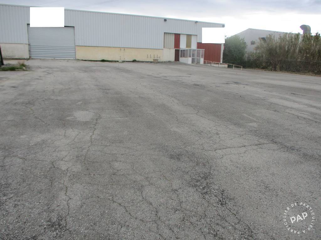 Vente et location Local d'activité Saint-Jean-De-Védas (34430) 5.500m² 1.700.000€