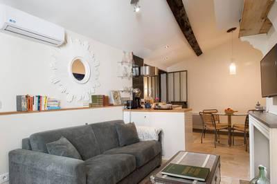 Location meublée appartement 2pièces 37m² Lyon 5E (69005) - 995€