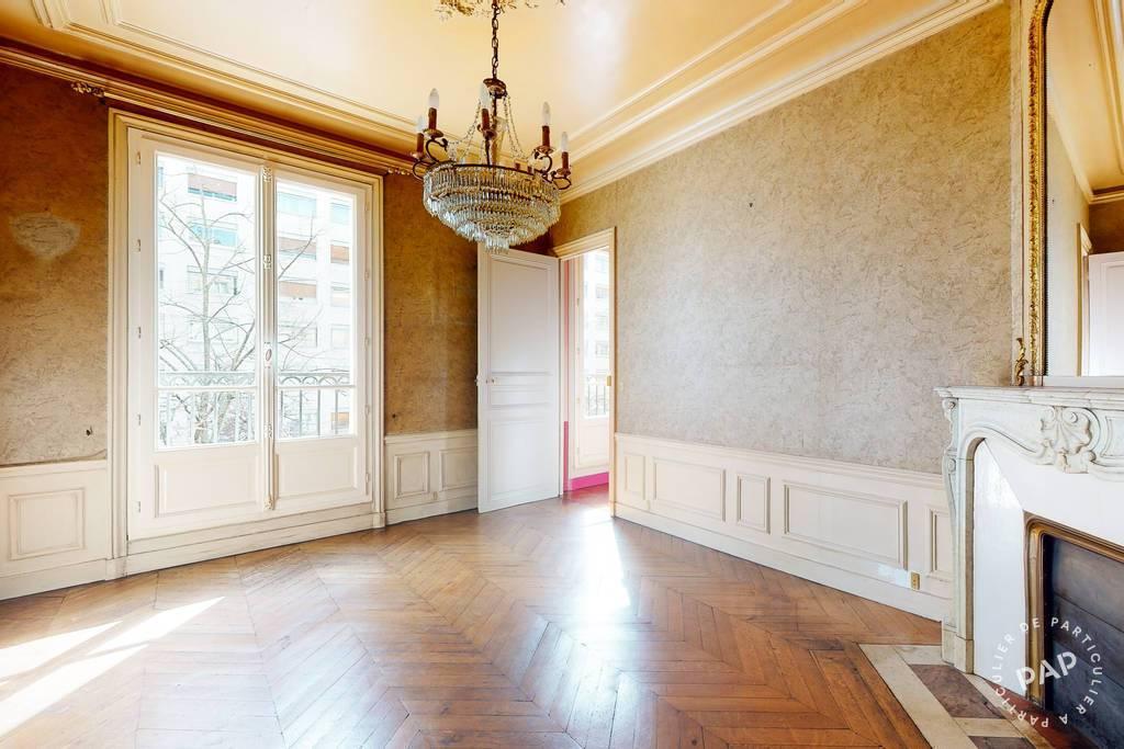 Vente appartement 5 pièces Paris 14e