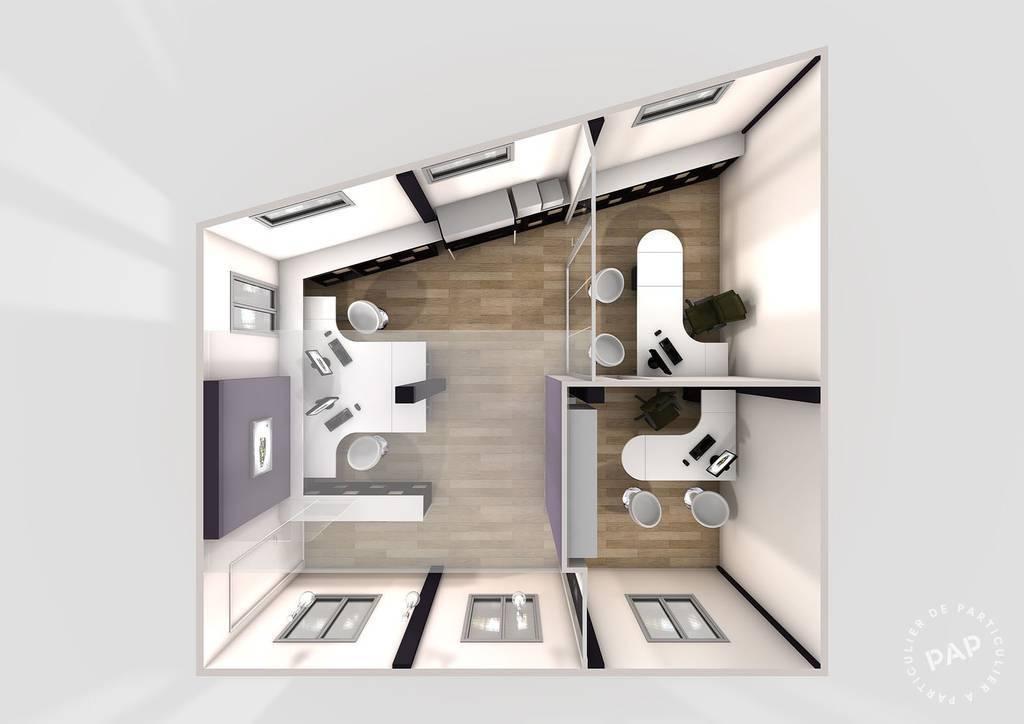 Vente et location Bureaux, local professionnel Meudon (92190) 54m² 290.000€