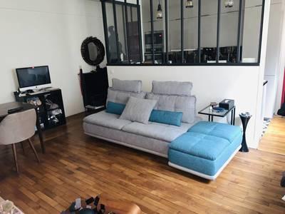 Location meublée appartement 2pièces 45m² Vincennes (94300) - 1.290€