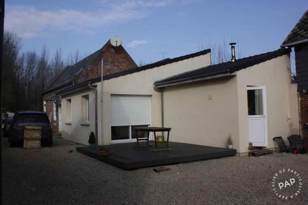 Vente maison 6 pièces Séry-lès-Mézières (02240)