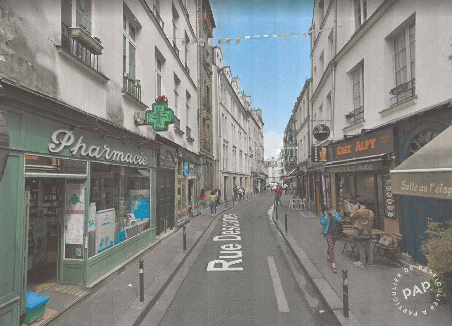 Vente et location Local commercial Paris 5E (75005) 70 m² 4.583 €
