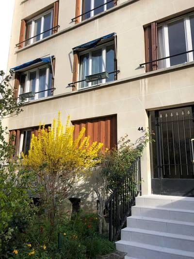 Vente appartement 2pièces 55m² Vincennes (94300) - 469.000€