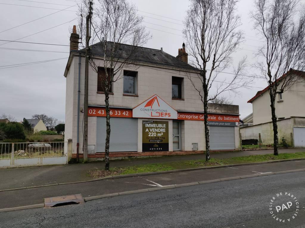 Vente et location Bureaux, local professionnel Le Mans (72100) 229m² 235.000€