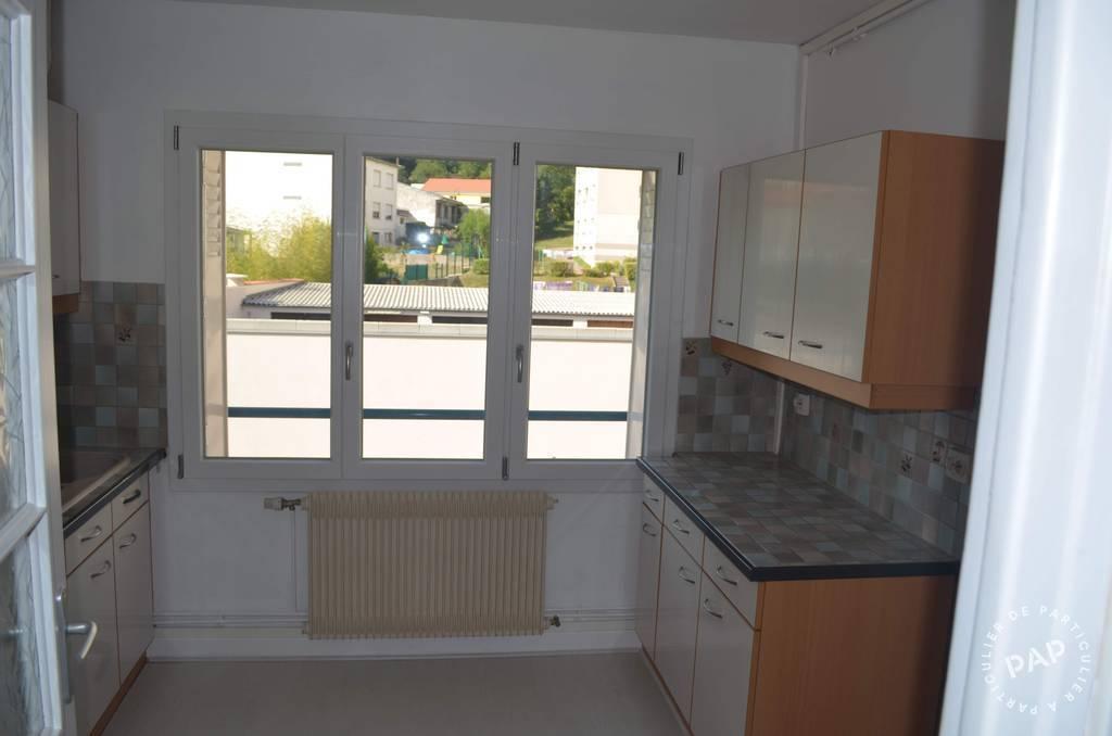 Vente appartement 5 pièces Malzéville (54220)