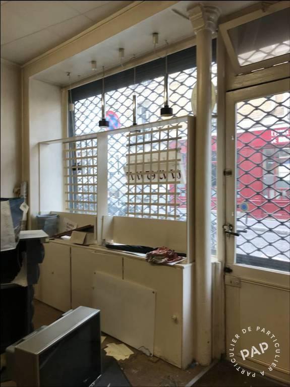 Vente et location Local commercial Paris 18E (75018)