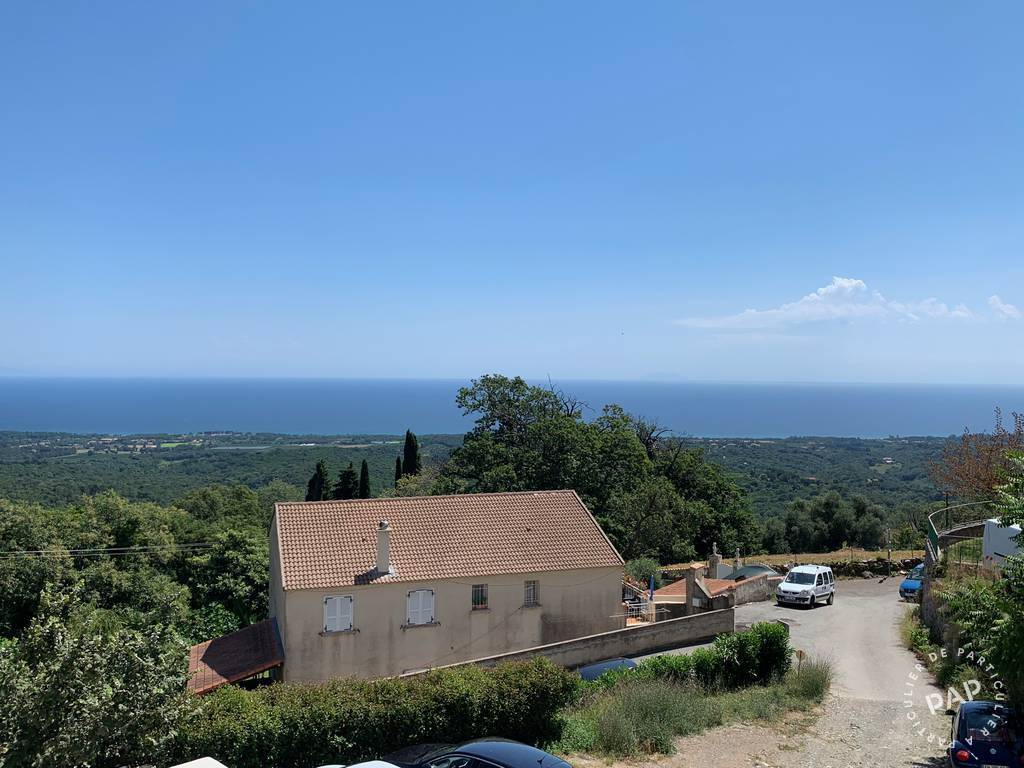 Vente Appartement Valle-Di-Campoloro (20221)