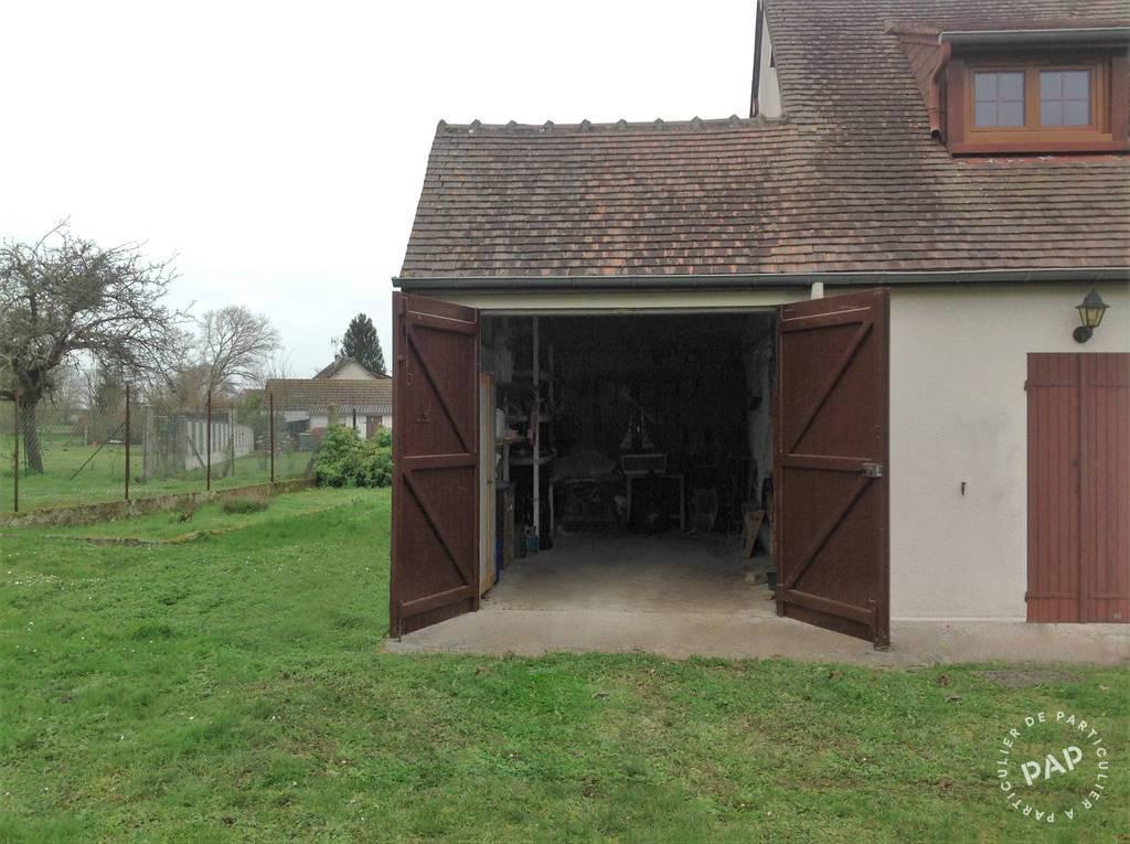 Vente Maison Dun-Le-Poëlier