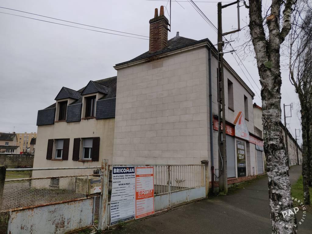 Vente et location Bureaux, local professionnel Le Mans (72100)