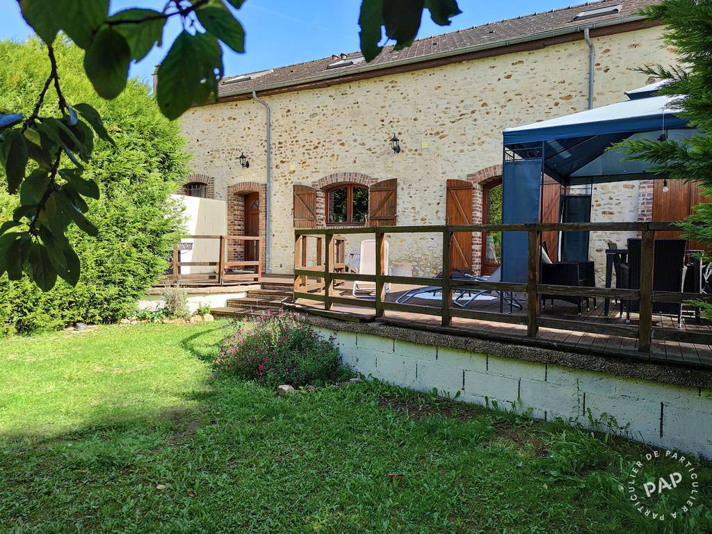 Vente immobilier 399.000€ Villegats (27120)