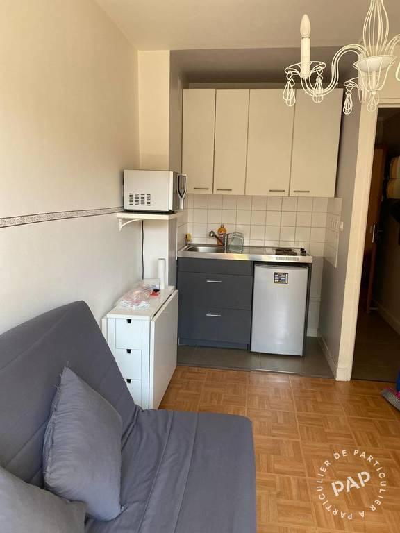 Appartement Paris 16E (75016) 850€