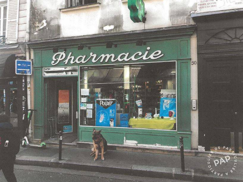 Local commercial Paris 5E (75005) 4.583 €