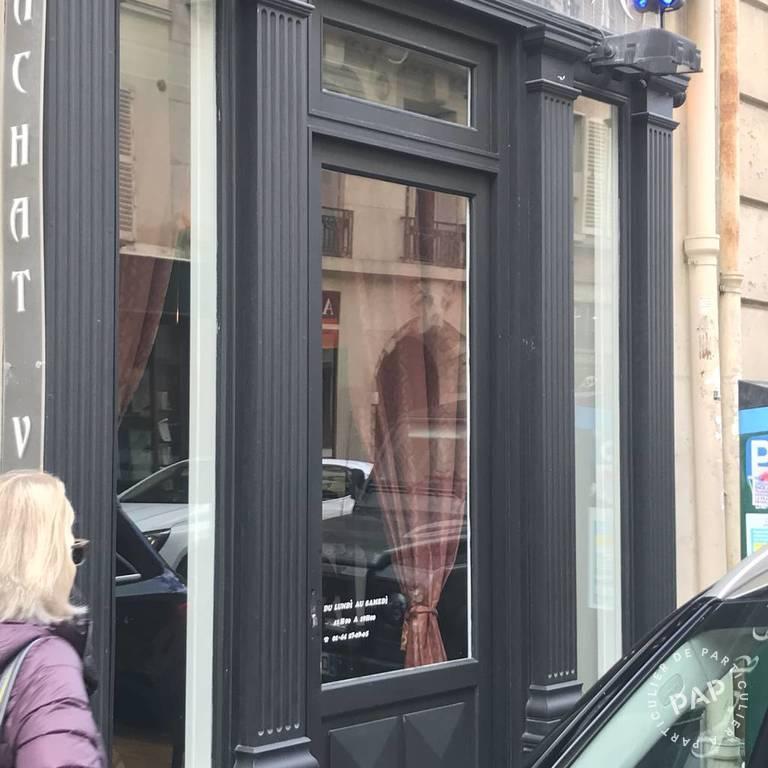 Local commercial 1.100€ 15m² Paris 6E (75006)