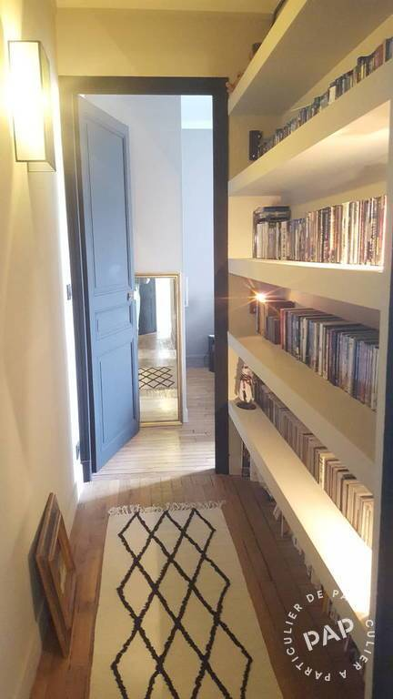 Appartement 829.000€ 85m² Paris 20E (75020)