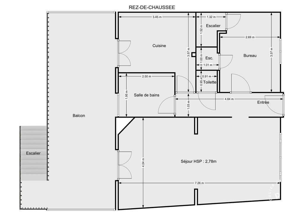 Vente Maison Persan (95340) 99m² 295.000€