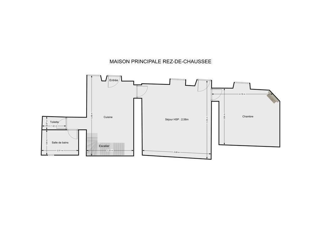 Vente Maison 297m²
