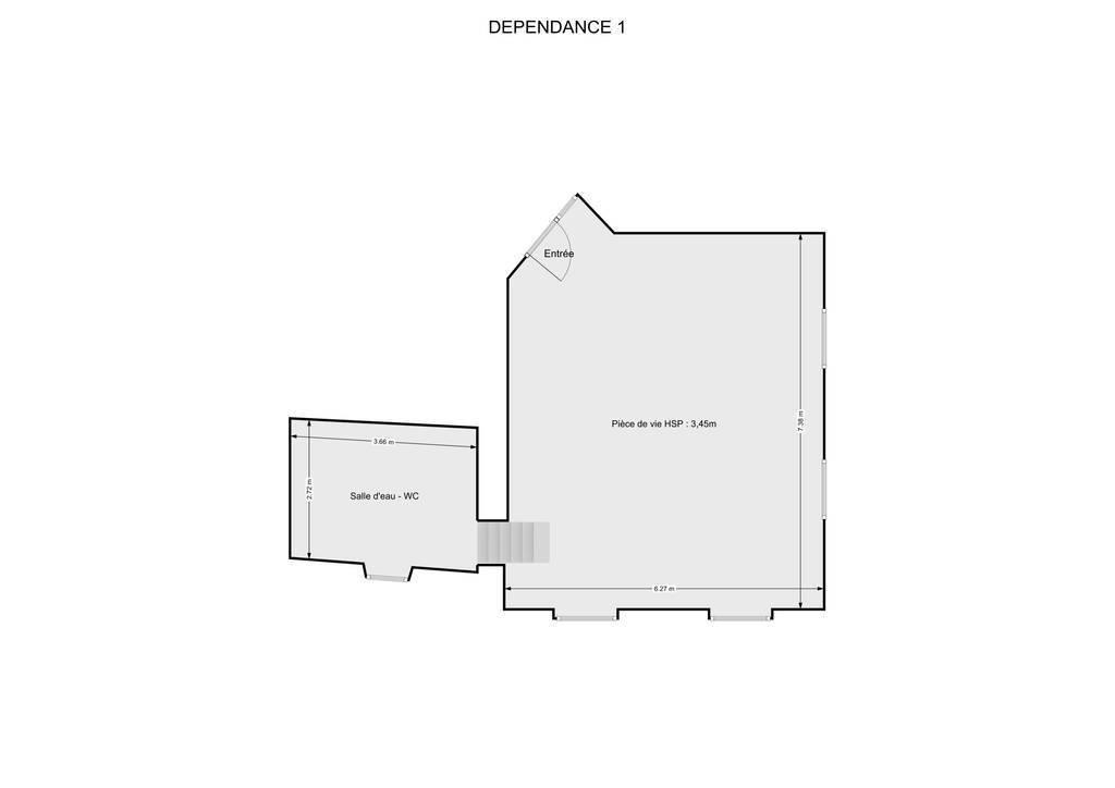 Vente Maison Saint-Hilaire (91780) 297m² 780.000€