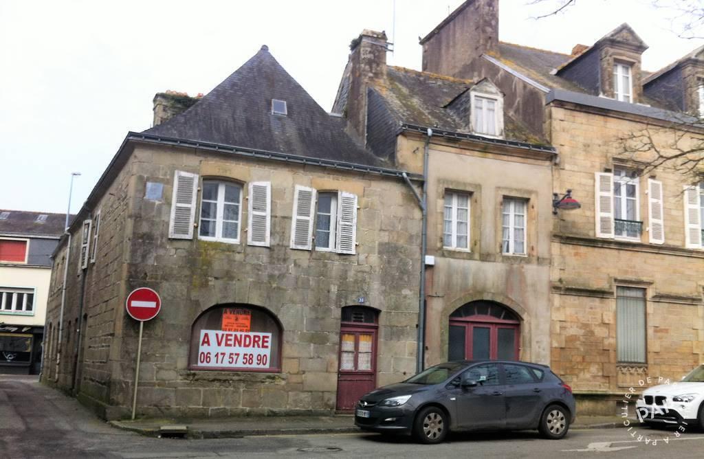 Vente Maison Gourin (56110) 175m² 55.000€