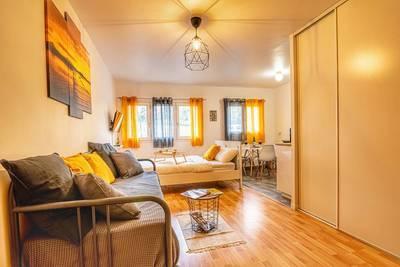 Location meublée studio 31m² Thorigny-Sur-Marne (77400) - 860€